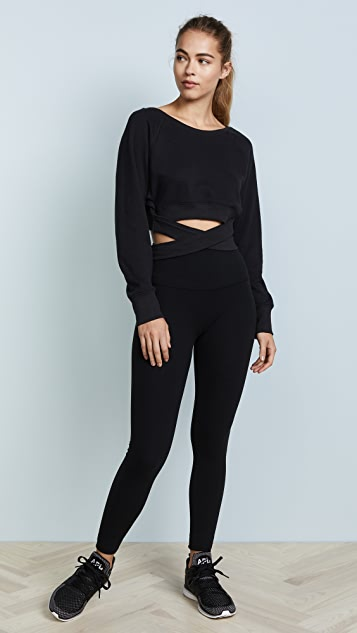 Free People Movement Superwoman Sweatshirt