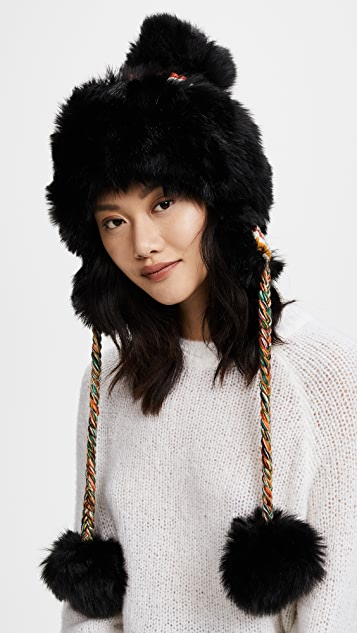 Free People Melt My Heart Trapper Hat ... 188c47fb27a6