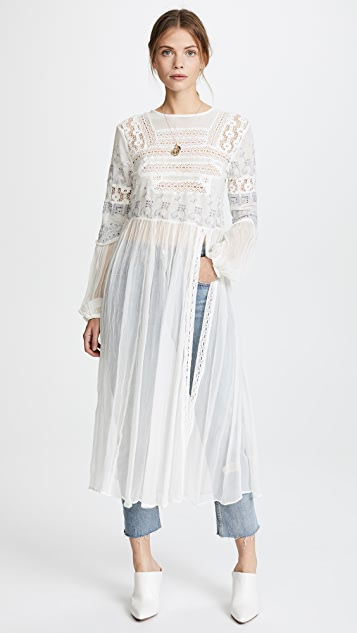 Free People Sweet Sunny Day Tunic