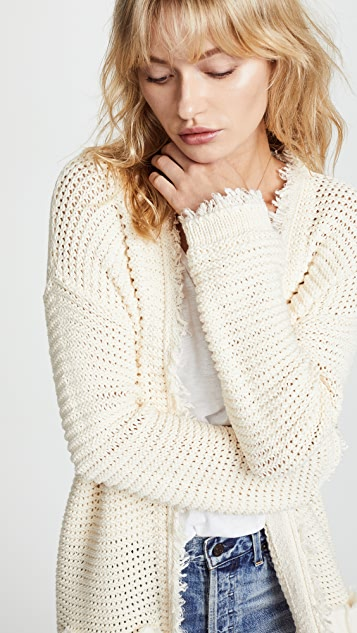 Free People Woodstock Cardigan