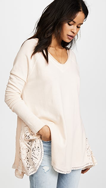 Free People No Frills Pullover