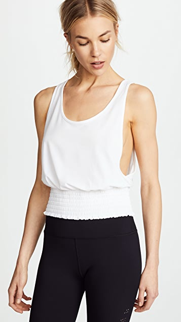 Free People Movement Mala Tank - White