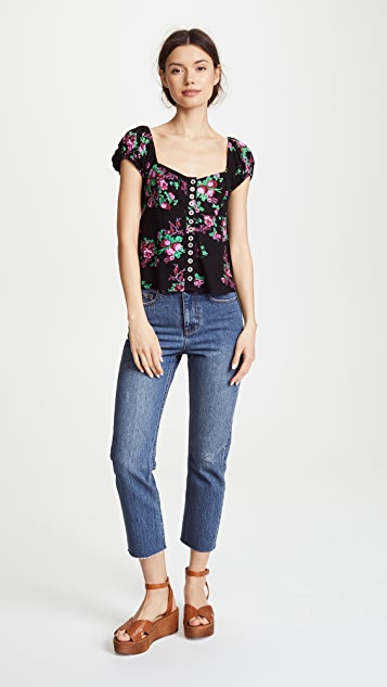 Free People Close to You Blouse