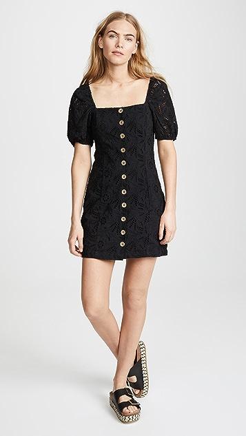 Free People Danielle Mini Dress