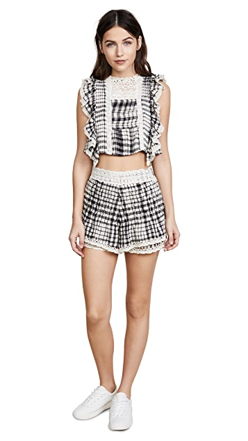 Free People Tessa Two Piece Romper