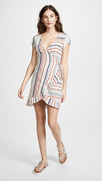Free People Wrap It Up Dress