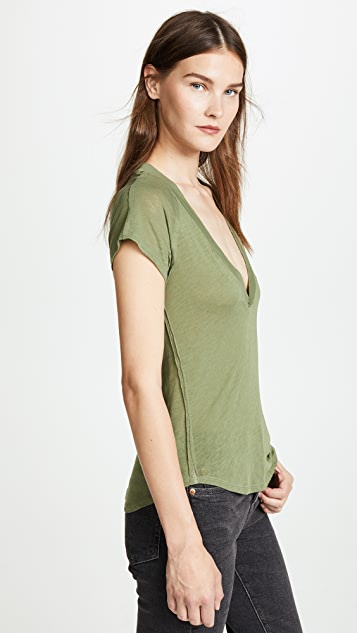 Free People Clementine Tee