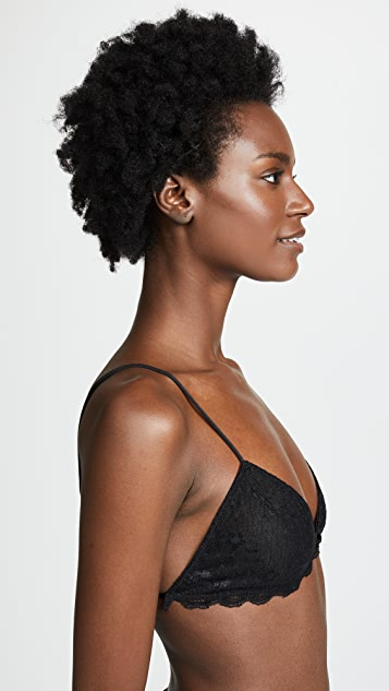 Free People Essential Lace Triangle Bralette