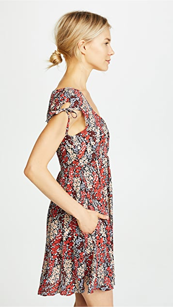 Free People Miss Right Mini Dress