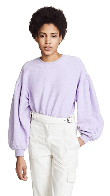 Free People Sleeves Like These Pullover