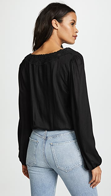 Free People Jezbel Bodysuit