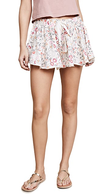 Free People A Go Go Shorts