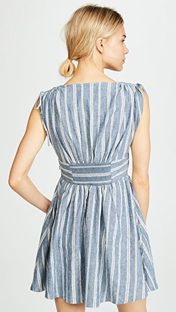 Free People Roll the Dice Dress