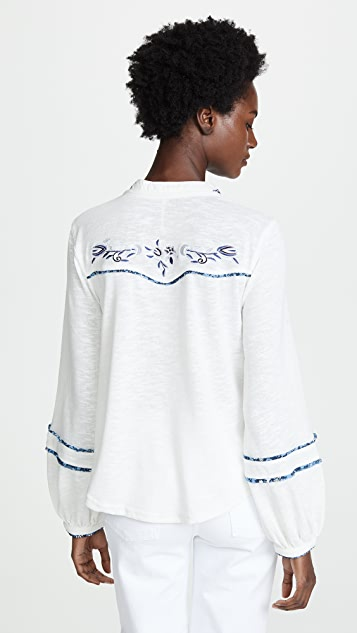 Free People Sundance Kid Henley