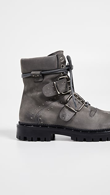 Free People Mountain Brook Hiker Boots