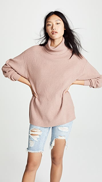71d548600c0d Free People Softly Structured Tunic Sweater | SHOPBOP