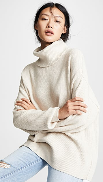 f961675ce6a Free People Softly Structured Tunic Sweater | SHOPBOP