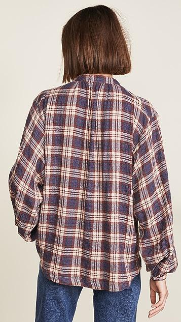 Free People Northern Bound Shirt