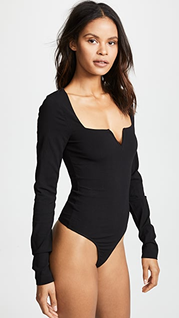 Free People Zoe Bodysuit