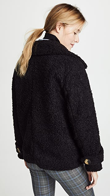 Free People Уютный бушлат So Soft