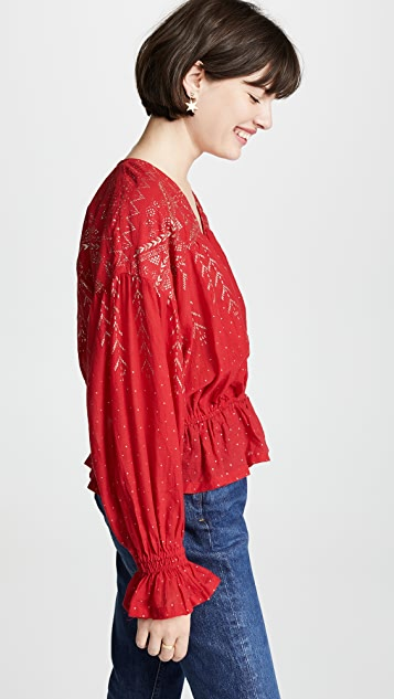 Free People Counting Stars Top