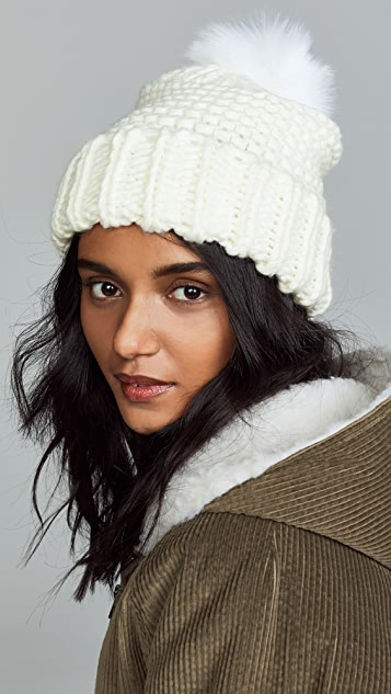 Free People Skyline Beanie Hat