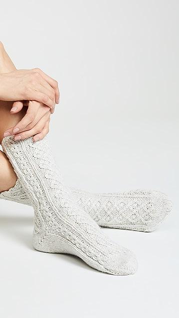 Free People Lodge Cozy Socks