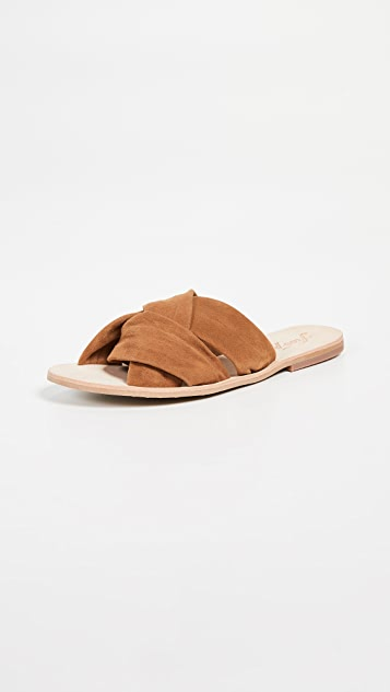 Free People Slippers Rio Vista Slide Sandals