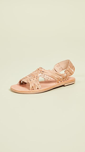 Free People San Juan Huarache Sandals