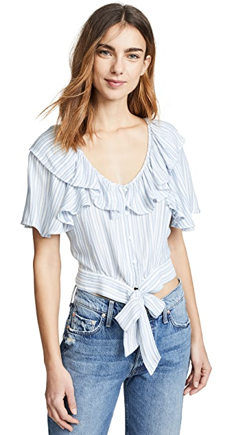 Free People Rosemary Top