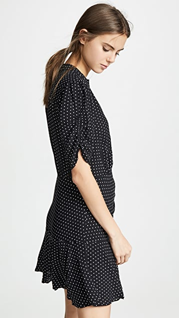 Free People Pippa Short Sleeve Mini Dress