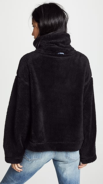 Free People Movement Dazed High Neck Jacket