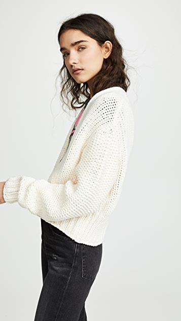 Free People Glow For IT 开襟衫