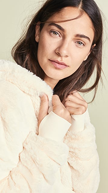 Free People Movement Off The Record Soft Pullover