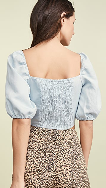Free People Eloise Blouse
