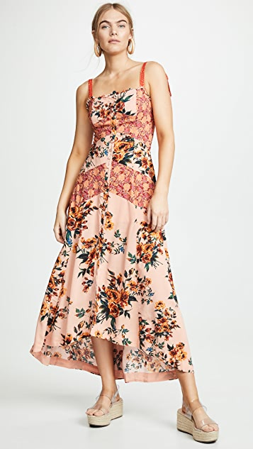 Free People Dresses Lover Boy Maxi Dress