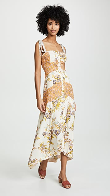 Lover Boy Maxi Dress by Free People