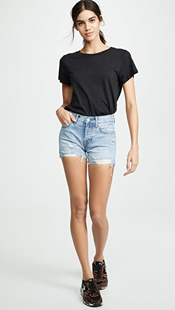 Free People Sofia Shorts