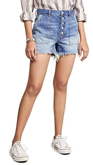 Free People Jesse Carpenter Shorts