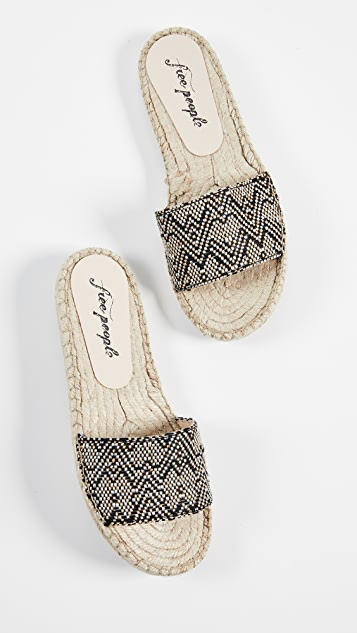 Free People Beach Front Espadrilles