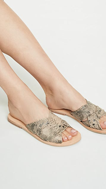 Free People Rio Vista Slide Sandals