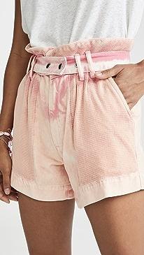 Olivia Paperbag Shorts