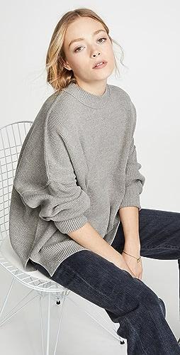 Free People - Easy Street Tunic Sweater