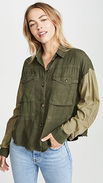 Day Drifter Button Down by Free People