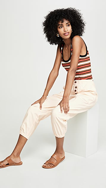 Free People Cadet Pull On Joggers