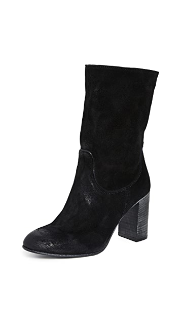 Free People Dakota Heel Boots