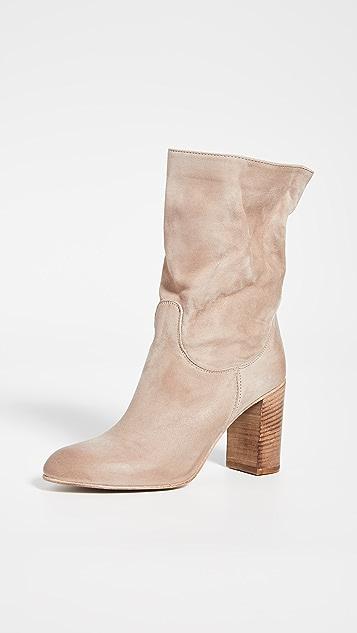 Free People Dakota Heel Boots