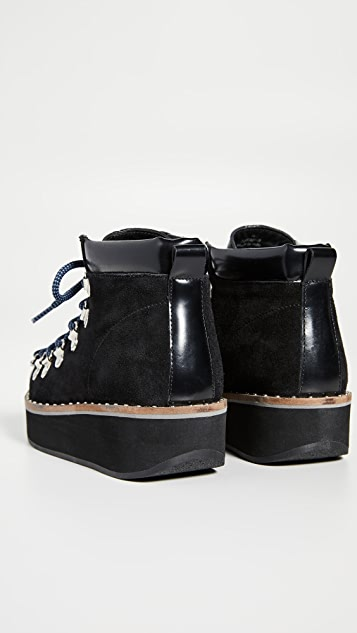 Free People Durango Hiker Boots