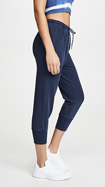 Free People Movement Counterpunch Cropped Joggers