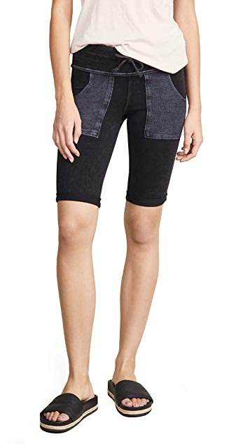 Free People Movement Kyoto Bike Shorts